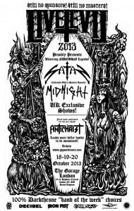 Live Evil Festival - (c) www.liveevilfestival.org