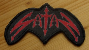 Patch Logo Red