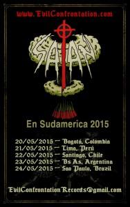 South America 2015
